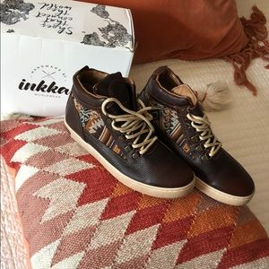 Inkkas famous camp boot